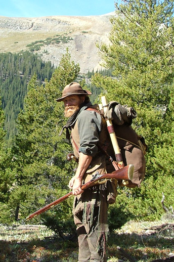 Rocky Mountain Outfit Member Nathan Blanchard